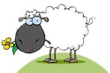 Shaun the sheep (the Manor Farm logo)