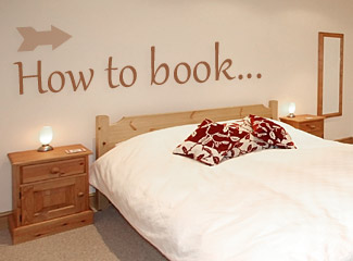 How to book at Manor Farm Holiday cottages, East Runton, north Norfolk