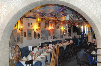 The Constantia Cottage Restaurant, East Runton, Norfolk