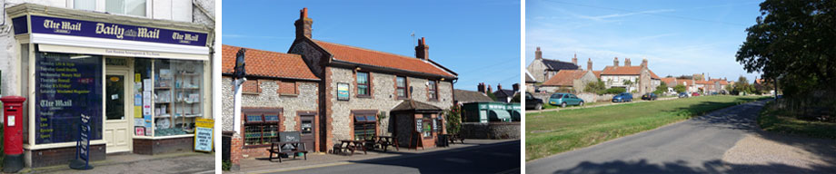 Holiday Cottages in East Runton, north Norfolk