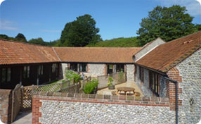 The Old Pigsties (Holiday Cottages, north Norfolk)