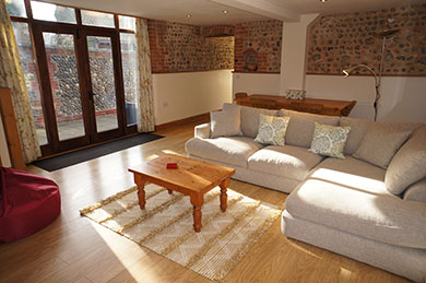 The Tractor House, Holiday Cottage, north Norfolk